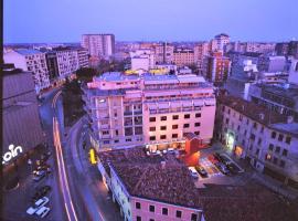Best Western Plus Quid Hotel Venice Mestre, hotel em Mestre