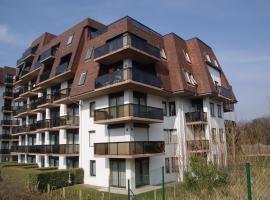 Residentie Koksijde promenade, family hotel in Koksijde