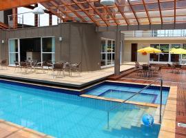 Hotel Villa das Termas Machadinho, hotel in Machadinho