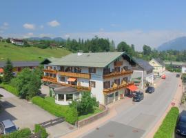Pension Unterstein, Hotel in Schönau am Königssee