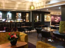 Jurys Inn Birmingham, accessible hotel in Birmingham
