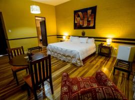 Yabar Hotel Plaza, hotel in Cusco