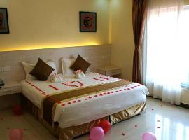 Nanjing Restaurant & Motel, hotel in Kampala