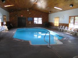 Villager Motel & Glen Manor Estate, hotel with pools in Watkins Glen