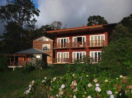 Hotel Bosque Verde Lodge, Hotel in Monteverde