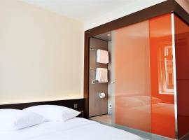 easyHotel Zürich City Centre, hotel in Zurich