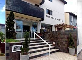 Ara Mar Praia Hotel, hotel in Fortaleza