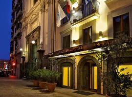 Palazzo Turchini, hotel in Naples