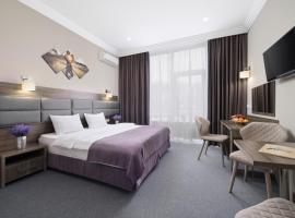 Парус СПА-Отель, отель в Пятигорске