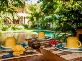 Residence Bons Ventos Jeri, hotel with pools in Jericoacoara