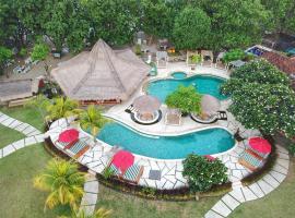 Taman Sari Bali Resort and Spa, beach hotel in Pemuteran
