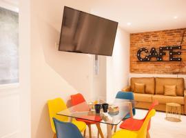 Baps Apartaments 2, hotel in Bilbao
