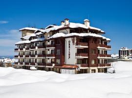Apart Hotel Orbilux, ξενοδοχείο στο Μπάνσκο
