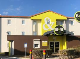 B&B Hôtel Marseille Estaque, hotel in Marseille