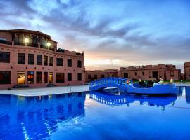 Al Bada Hotel and Resort, hotel in Al Ain