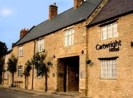 Cartwright Hotel, hotel near Silverstone, Aynho