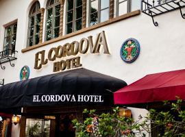 El Cordova, boutique hotel in San Diego