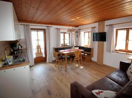 Ferienwohnung Schifterhof, Ferienwohnung in Ruhpolding