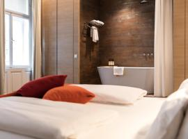 Hollmann Beletage Design & Boutique Hotel, hotel in Vienna