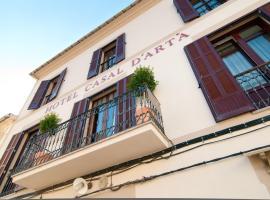 Hotel Casal d'Artà, Hotel in Artá
