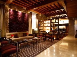Hotel Altaïr, hotel in Santiago de Compostela