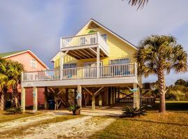 Lazy Dayz Cottage, villa in Gulf Shores