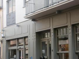 Hotel José, hôtel à Blankenberge