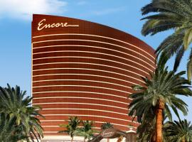 Encore at Wynn Las Vegas, hotel near Adventuredome at Circus Circus, Las Vegas