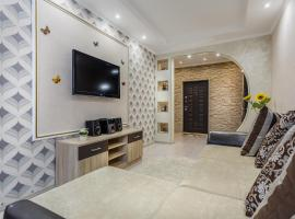 apartments on Kosmonavtov 13, hotel near Le Meridien Moscow Country Club, Krasnogorsk