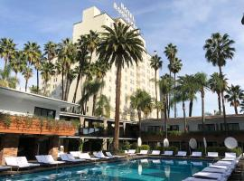The Hollywood Roosevelt, boutique hotel in Los Angeles