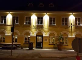 Der Heurige im Gasthaus zum Löwen, hotel near Munich Airport - MUC, Freising