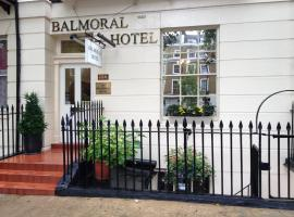 Balmoral House Hotel, hotel in Paddington, London