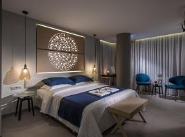 Lavris City Suites, hotel in Heraklio