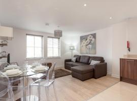 Kew Terrace Luxury Apartment, hotel cerca de Estadio Murrayfield, Edimburgo