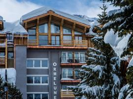 Hotel Ormelune, Hotel in Val-d'Isère