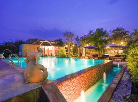 Vieng Tawan Sukhothai Guesthouse by Thai Thai, guest house in Sukhothai