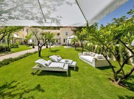 Hotel Villa Fanny, hotel a Cagliari