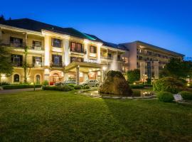 Hotel Warmbaderhof, Hotel in der Nähe von: Villacher Alpen Arena, Villach