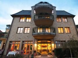 Weinhotel Atrium, accessible hotel in Bad Salzuflen