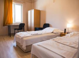 Chesscom Guesthouse, bed & breakfast στη Βουδαπέστη
