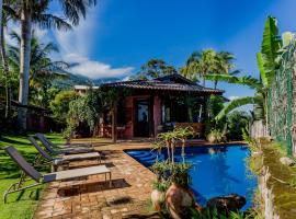 Feiticeira Guesthouse, family hotel in Ilhabela