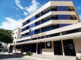 Itajubá Flat Hotel, отель в городе Итажуба