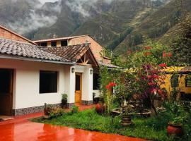 La Casa de Adela Hospedaje, family hotel in Pisac