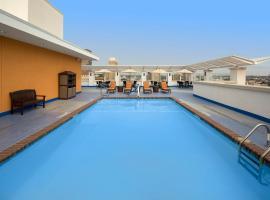 Hilton Garden Inn San Antonio Downtown, hotel near River Walk, San Antonio