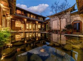 Dali Old Courtyard Boutique Inn、大理市のホテル