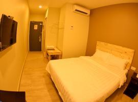 Sg Paka Hotel, hotel di Paka