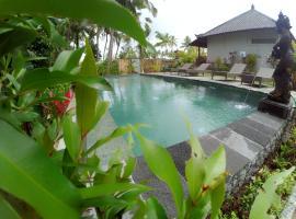 Amaya Cottage Ubud, villa in Ubud