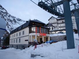 Hotel Bars, hotel in Terskol