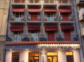 Hotel Bella Riviera, hotel in Viareggio