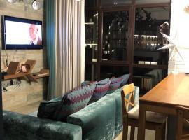 36 Smart Studio MonteRosa, hotel near Krasnaya Polyana Ski Resort, Estosadok